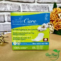 Băng vệ sinh hữu cơ siêu mỏng Silvercare