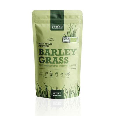 bột cỏ lúa mạch hữu cơ