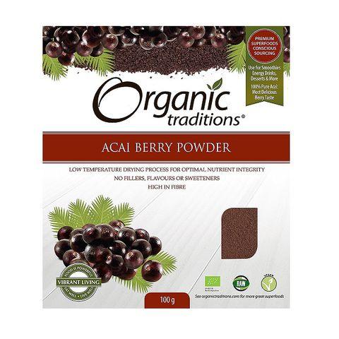 Bột lợi khuẩn vị Berry hữu cơ OT (200g)