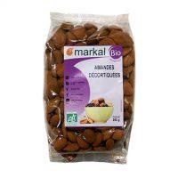 Hạt hạnh nhân hữu cơ Markal