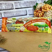 Mì gạo lứt hữu cơ