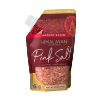 muối hồng himalaya hạt thô hữu cơ