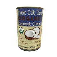 nước cốt dừa organic việt coco