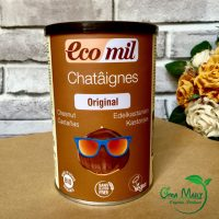 Sữa bột hạt dẻ hữu cơ Ecomil