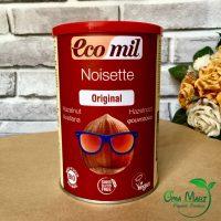 Sữa bột hạt phỉ hữu cơ Ecomil