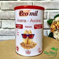 Sữa bột yến mạch hữu cơ Ecomil