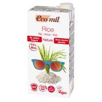 sữa gạo hữu cơ ecomil