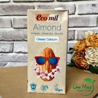 Sữa hạnh nhân bổ sung canxi hữu cơ