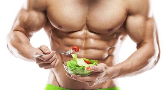 thực phẩm cho người tập gym