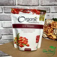 Kỷ tử hữu cơ Organic traditions
