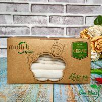 Khăn sữa hữu cơ