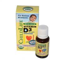 Vitamin d3 hữu cơ cho bé