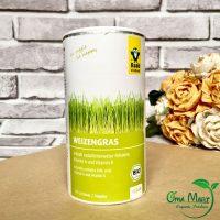 Bột cỏ lúa mì hữu cơ Raab