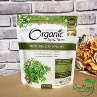 Bột chùm ngây hữu cơ Organic Traditions