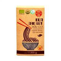 Bún gạo lứt hữu cơ Bích Chi