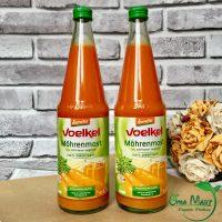 Nước ép cà rốt hữu cơ Voelkel