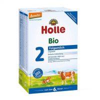 Sữa bò công thức hữu cơ Holle 2