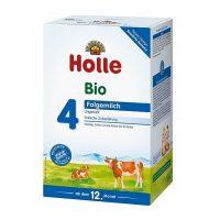 Sữa bò công thức hữu cơ Holle 4