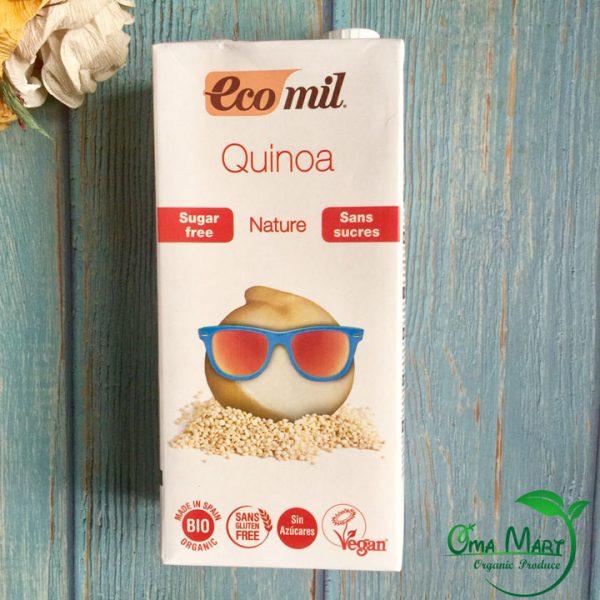 sữa diêm mạch hữu cơ ecomil