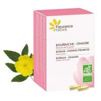 Viên dầu hoa anh thảo hữu cơ Fleurance