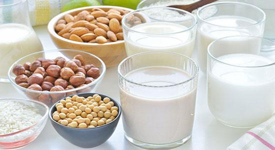 Tại sao nên uống sữa hạt