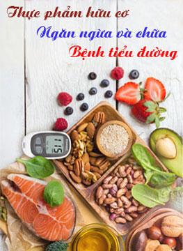 Thực phẩm dành cho người bệnh tiểu đường