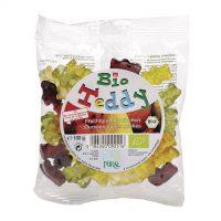 Kẹo dẻo trái cây hình gấu hữu cơ Pural