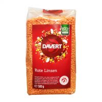Đậu lăng đỏ hữu cơ Davert