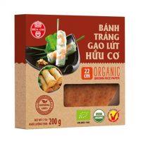 Bánh tráng gạo lứt hữu cơ Bích Chi