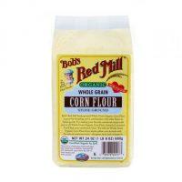 Bột bắp nguyên cám hữu cơ Bob Red Mill