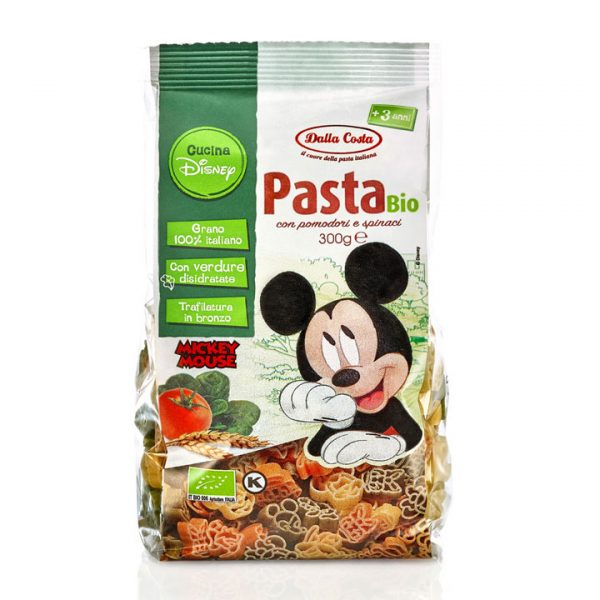 Nui hình chuột mickey hữu cơ Dalla Costa