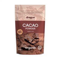 Bột cacao nguyên chất hữu cơ Dragon 200g - Omamart.vn