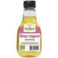 Mật cây thùa siro Agave hữu cơ Primeal 330g