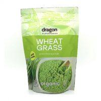 Bột cỏ lúa mì hữu cơ Dragon 150g